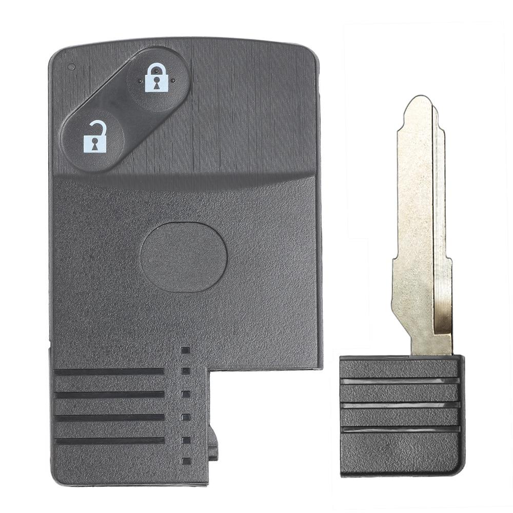 Batterie de rechange pour clés de voiture Mazda 5 Bj 2005-2007
