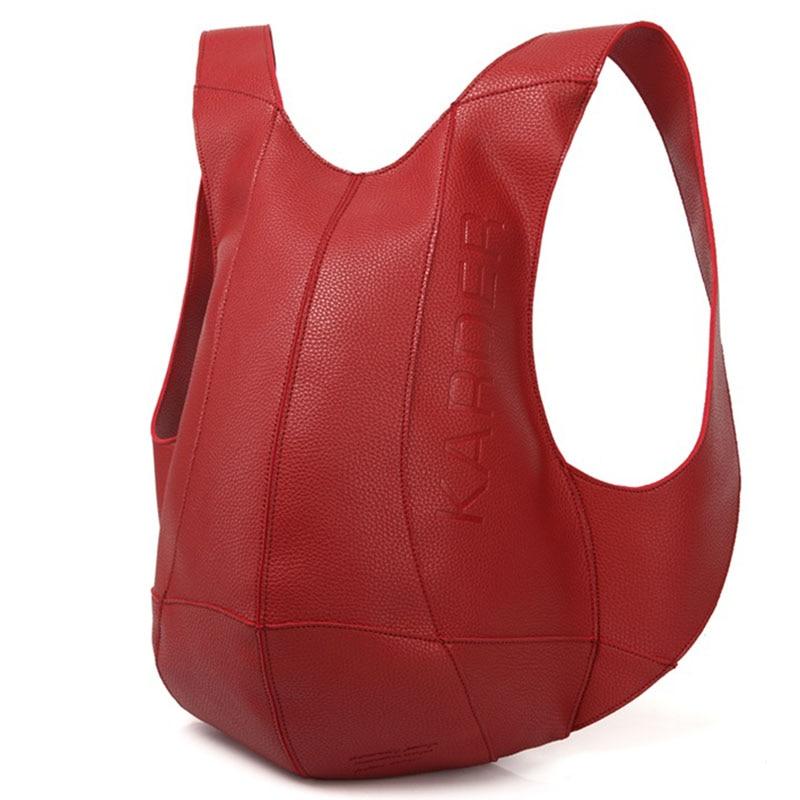 1b26e2d8429c Fashion Anti Theft Backpack Women Leather Bagpack Men Mochila Masculina  Travel Bags Material Escolar Bolsa Feminina