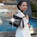 2017 de la moda negro de las mujeres bolsos de hombro de las mujeres bolsos de cuero crossbody bolsas para mujeres messenger bags señora cremallera bolso ocasional