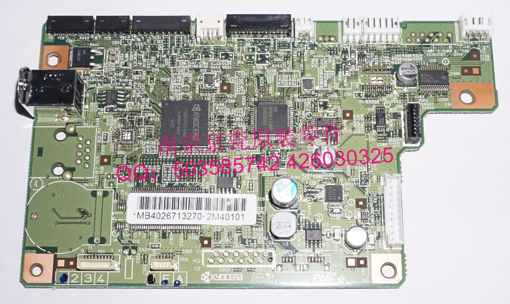 ФОТО New Original Kyocera 302M494090 PWB ASSY MAIN for:FS-1020MFP