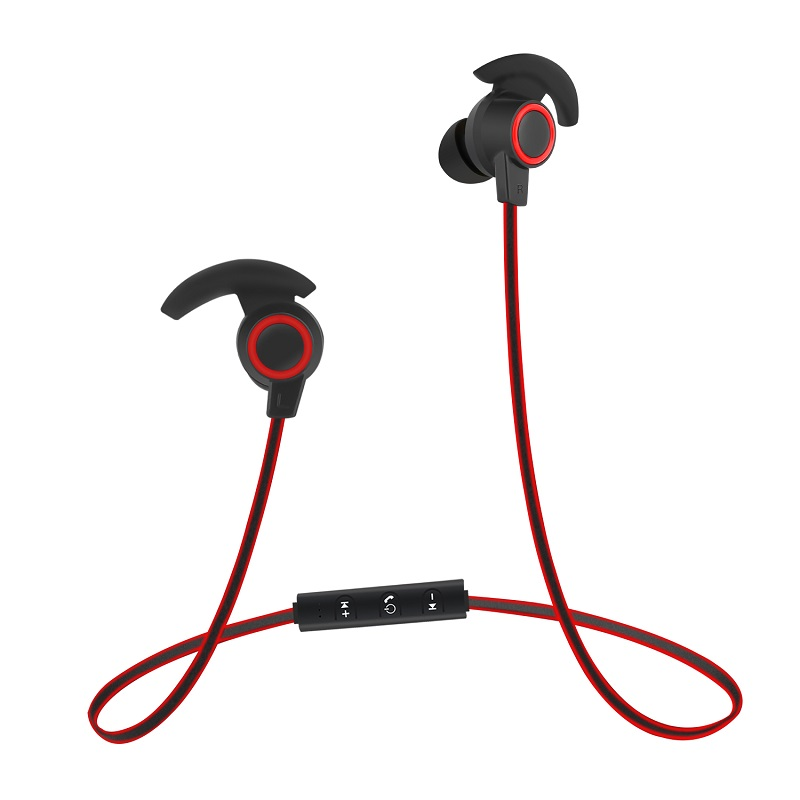 Bluetooth Earphone Sport Wireless Earphones Stereo Bluetooth 4.2 Wireless Earbuds With Mic Noise Canceling For Phones 2017 New