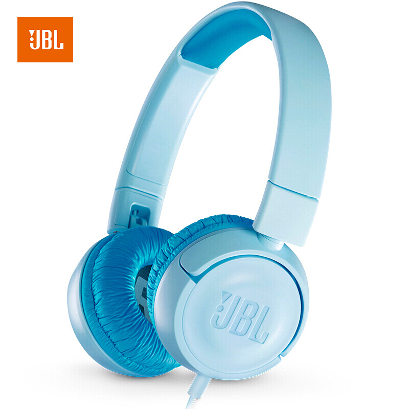 JBL JR300 Kids on-ear headphones 3.5mm Wired Stereo Headset <85dB Safe Sound