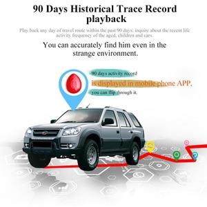 Image 2 - GPS Car Tracker For Elderly Dog GPS/Beidou+Base Station+WIFI Multiple Tracker Car Locator Pet Two way Calling Historical Track
