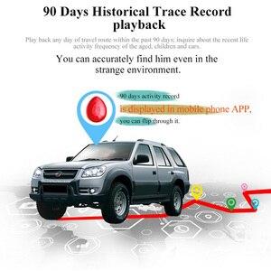 Image 2 - Gps 車の高齢者のために犬の gps/北斗 + 基地局 + wifi 複数トラッカーカーロケータ pet 通話歴史的なトラック