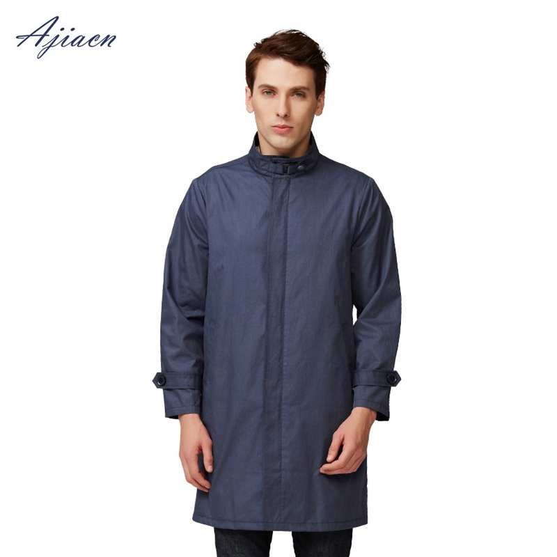 Ajiacn New electromagnetic radiation protective men and women greatcoat Base station and monitoring room EMF shielding