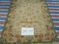 Exportar los Estados Unidos solo SUMAC Mike Do lana alfombra tejida a mano las aduanas extranjeras sm-20/1.05*1.65 M