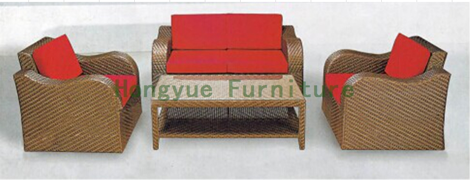 Garden wicker sofa set furniture,outdoor furniture