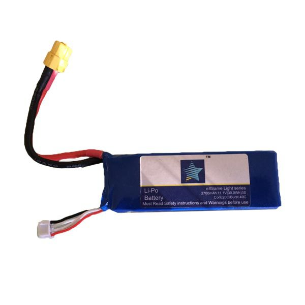 Original 2700mAh 11.1V Li-Po Battery for Cheerson CX20 RC Drone CX-20 Spare Parts CX20 cx20 cx 20 RC Quadcopter Parts cheerson cx 20 cx20 rc quadcopter spare parts gps modulecx 20 011