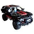 DIY Brinquedos Educativos carro suv veículo cross country Blocos auto-travamento bricks Compatíveis com Lego Technic 8081 Extreme Cruiser