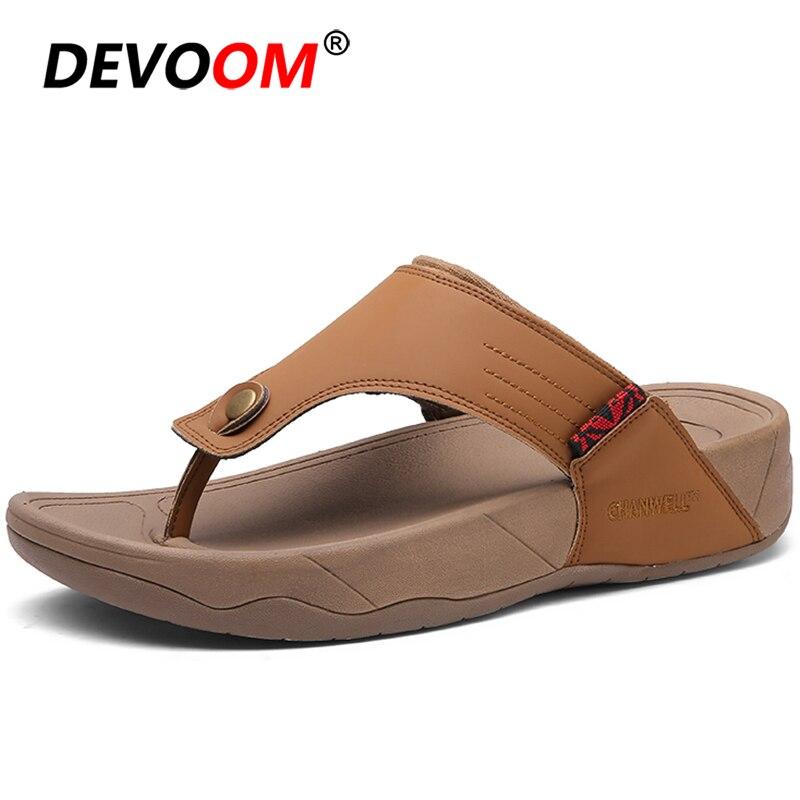 New Fashion Black Mens Slippers Indoor Tongs Homme 2019 Badslippers Flip Flops Men Outdoor Slippers Sandals Flip Flops Mens Shoe