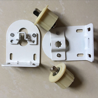High Quality Ewelink Bracket Install Accessories For Electronic Dooya Tubular Motor Window Curtain Rail Track Rod