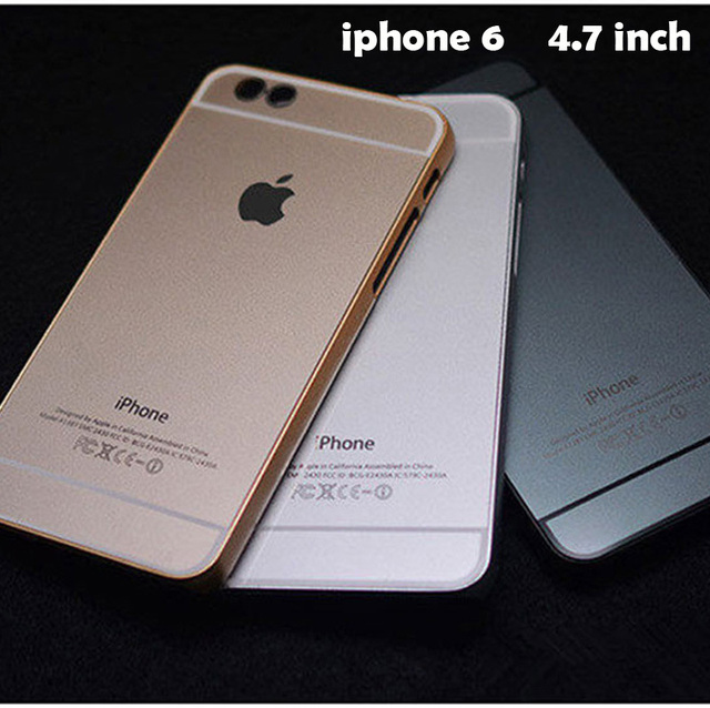 f97c9d7c99 New Fashion Simple Mobile Phone Case PC Material capa para Cover For Iphone  6 Hard case covers carcasa fundas coque