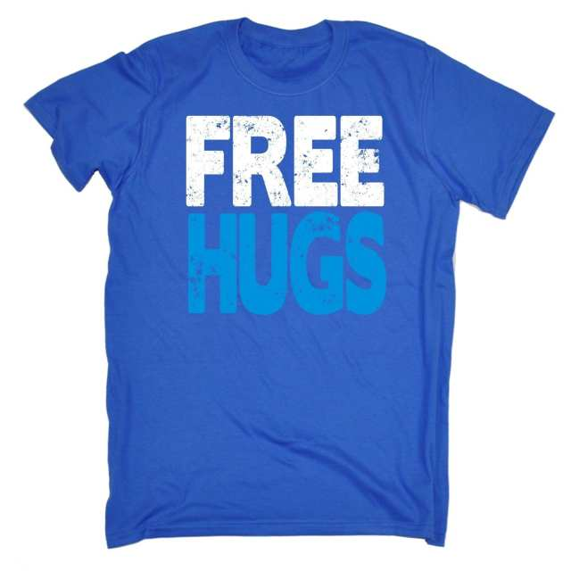 Free Hugs T SHIRT Tee Love Boyfriend Girlfriend Cute Funny Gift Birthday Cool Shirts