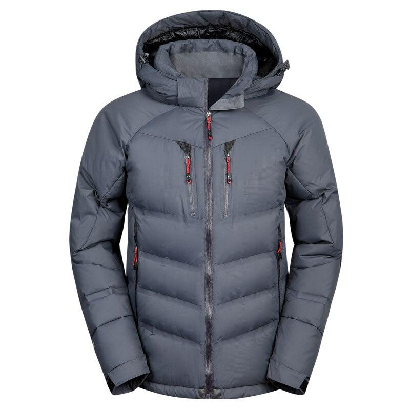 Gutherzig 2017 Fashion Männer Jacke Unten Casual Dicke Warme Outwear Winter Jacken Marke Kleidung Weiße Ente Daunenjacke Wintermantel Mutter & Kinder