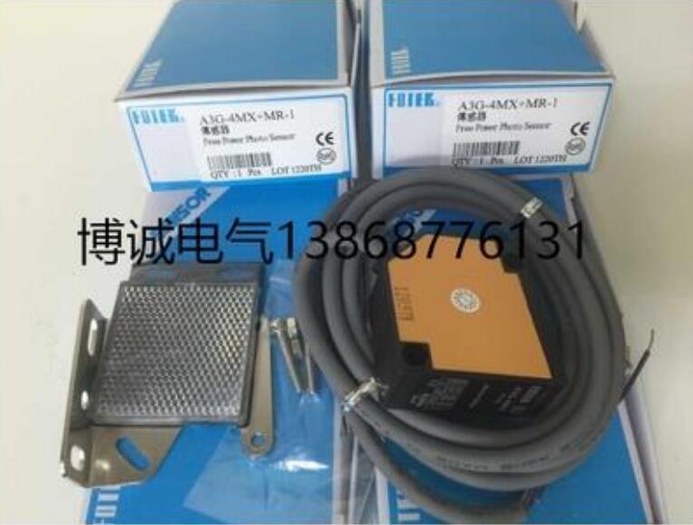 A3G-2MX A3G-2MX+MR-1 New High-Precision FOTEK Photoelectric Switch Sensor