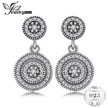 Jewelrypalace 925 Sterling Silver Vintage Dangle Drop Earrings For Women New Hot Sale Beautiful Gifts Fine Jewelry Best Gifts(China)