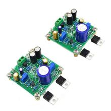 One Pair HIFI TIP41C-JLH1969 2 Channel Single-ended Class A Finished Power Amp Board ( 2 Boards) gzlozone pnp sanken a1216 jlh1969 single ended class a power amplifier kit 10w 10w
