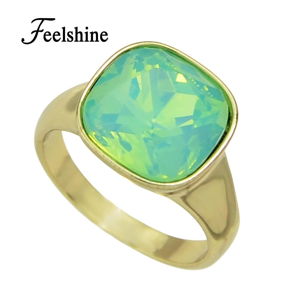 Online Get Cheap Green Wedding Ring Aliexpresscom Alibaba Group