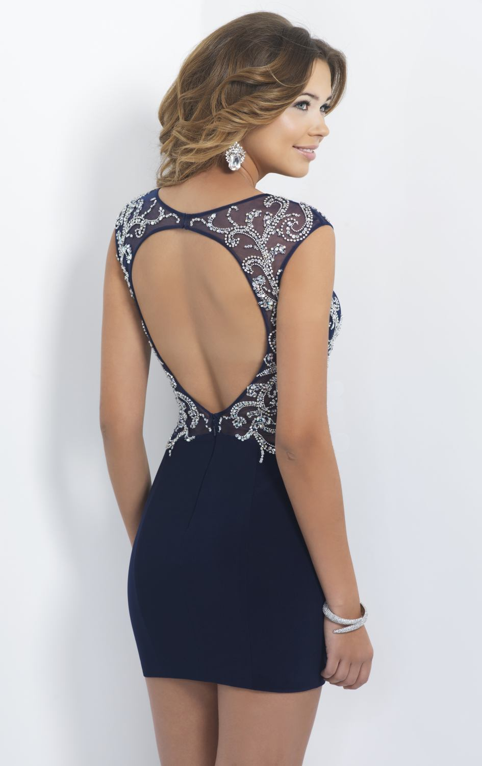 Cocktail Dresses Open Back - Ocodea.com