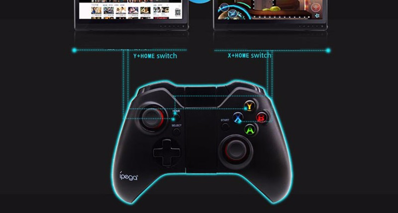 Bluetooth game controller-22