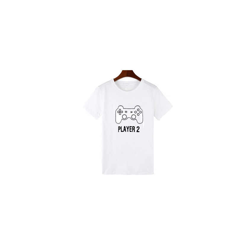 b8a8c69ca750e ... Matching Family T Shirts Outfit Father And Son Clothes Player T Shirt  Casual Cotton Short Sleeve ...
