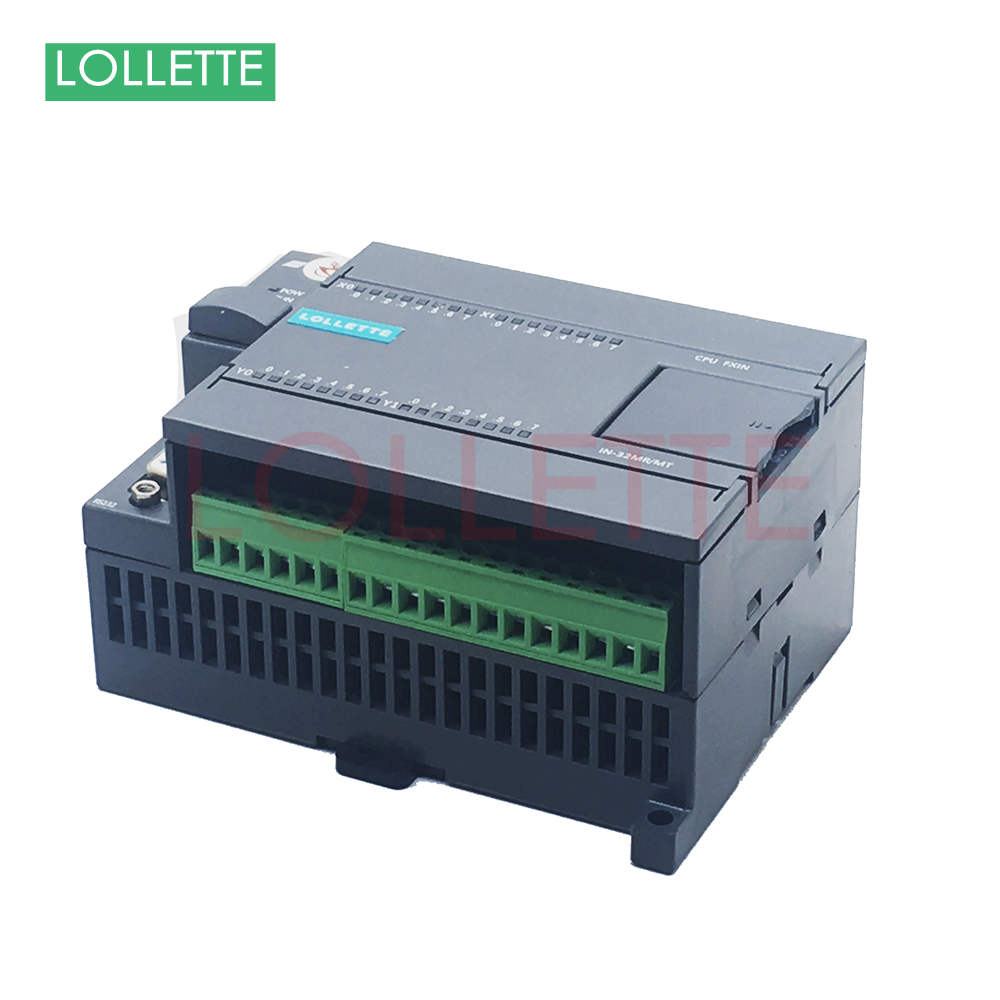 все цены на FX1N FX2N 32MR 16input 16 relay output 24v plc controller