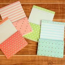 Kawaii Cute Lovely Fresh Envelopes 6 Letters + 3 Student Supplies Korea School Stationery Paper