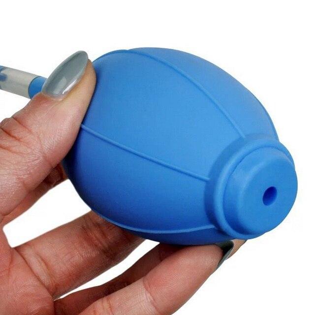 מקצועי אוזן שעווה לחפור כלים אוזן כלים סיליקון נושבת אוזן כדורי אבק כביסה Earball עור נמר
