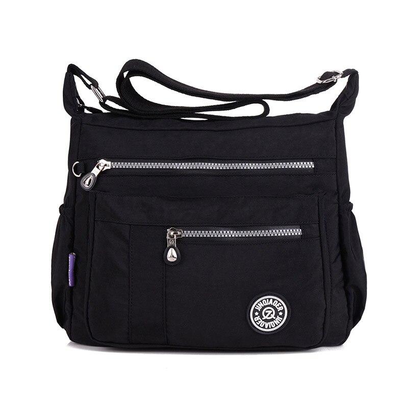 2017 Hot JINQIAOER Handbag Women Messenger Bags Waterproof Nylon Bag Ladies Shoulder Crossbody Bags bolsa feminina main bolsos 6870s 0535a 6870s 0534a lcd panel pcb part a pair