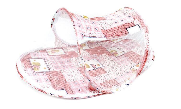 Rede do bebê portátil cama berço tapete