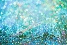 Laeacco Fantasy Dreamy Polka Dots Light Bokeh Party Birthday Love Kid Portrait Photo Background Backdrops Photocall Studio