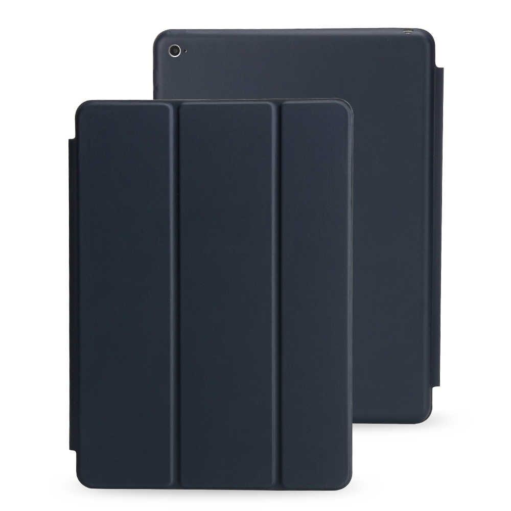 Cho ipad không khí 2 case, GOLP PU Da cho ipad air 2 bìa, Smart cover cho iPad 6, lật trường hợp back cover cho apple ipad và air2
