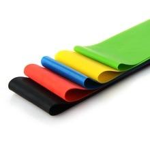 Elastic Rubber Yoga Resistance Bands