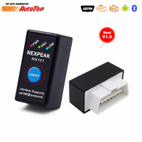Super Mini ELM327 OBD2 Bluetooth V1 5 Diagnostic Tool For Android Torque Automotive Car Detector ELM
