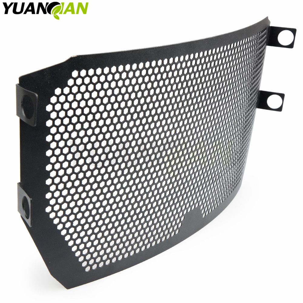 Motorcycle Radiator Guard Protector Grille Grill Cover Stainless Steel Radiator Grill Cover For Ducati Monster 821 2014-2016 stainless steel radiator frame grill grille cover for kawasaki vulcan vn 1500 1700