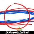 O transporte livre de alta qualidade pipa de aço inoxidável acessório carretel de fio de aço threader 8 pçs/lote brinquedos ao ar livre voando freilein pipa fábrica