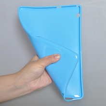 For Huawei MediaPad T3 10 Case Soft TPU Cover for Huawei T3 10 AGS-WO9 AGS-L09 9.6inch Tablet Case+Stylus Pen