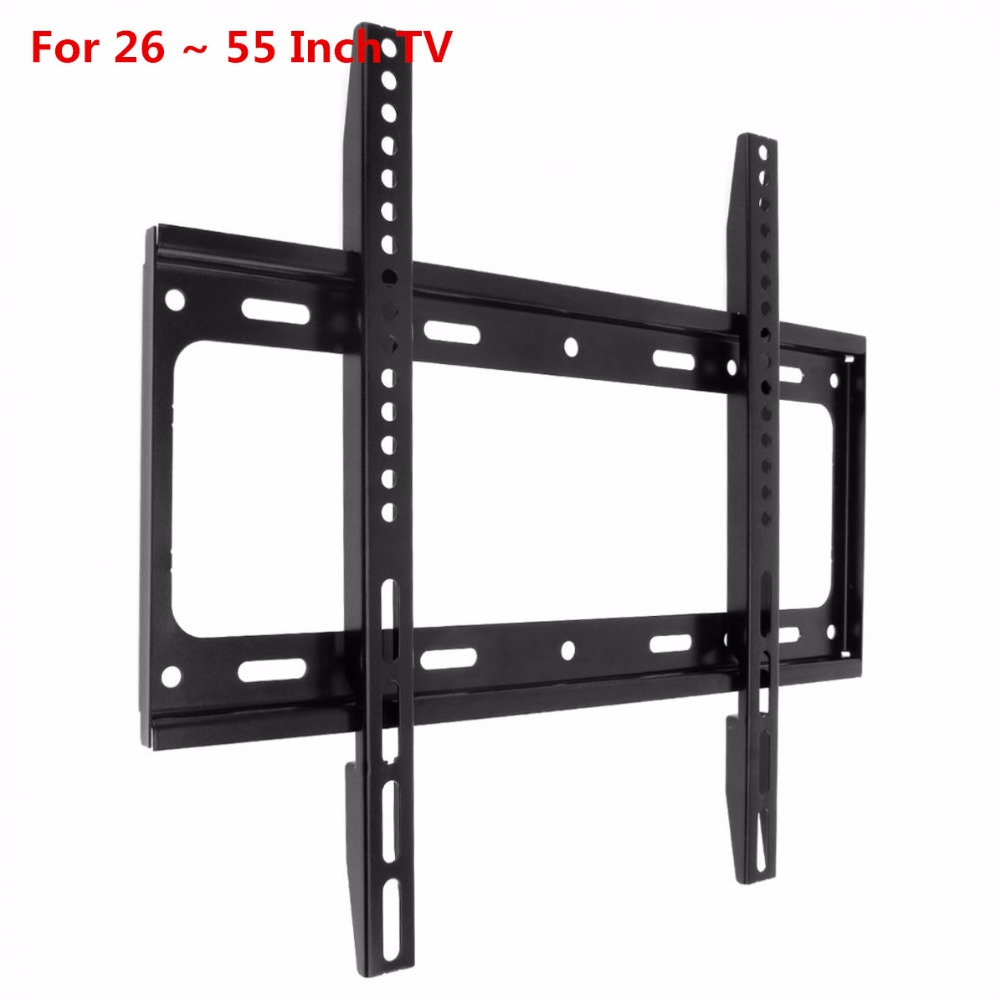 Sale Universal TV Wall Mount Bracket LCD LED Frame Holder for Most 26 ~ 55 Inch HDTV Flat Panel TV