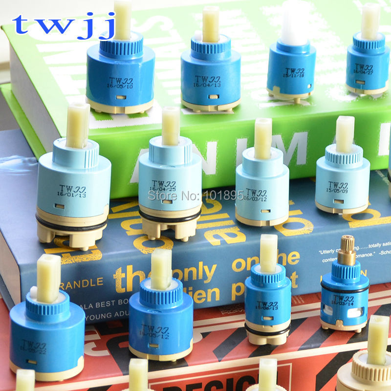 High Quality 25 To 40 Mm Of Faucet Plastic Ceramic Cartridge L17110
