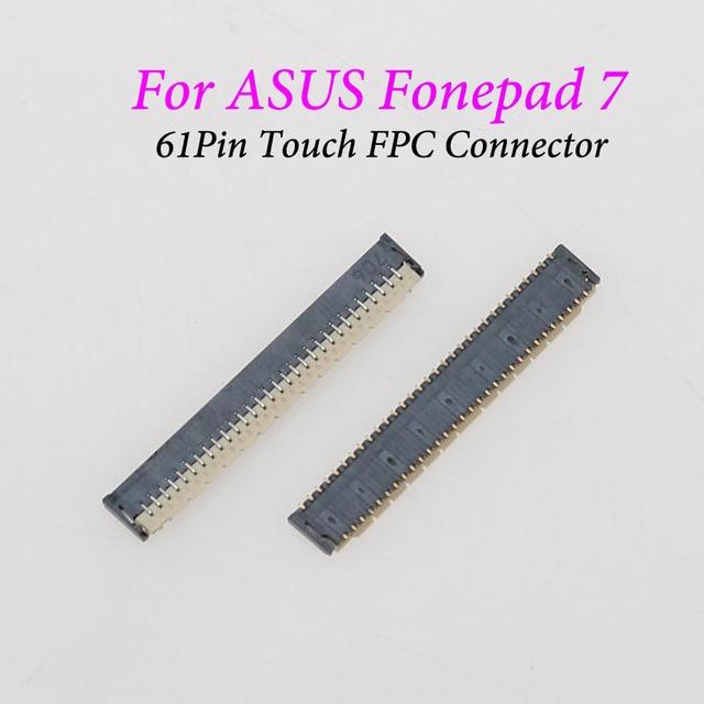 Cltgxdd LCD pantalla táctil FPC Puerto conector reemplazo para ASUS Zenfone2 ZF2 ZE500KL Z00ED Fonepad 7 T100TA T100