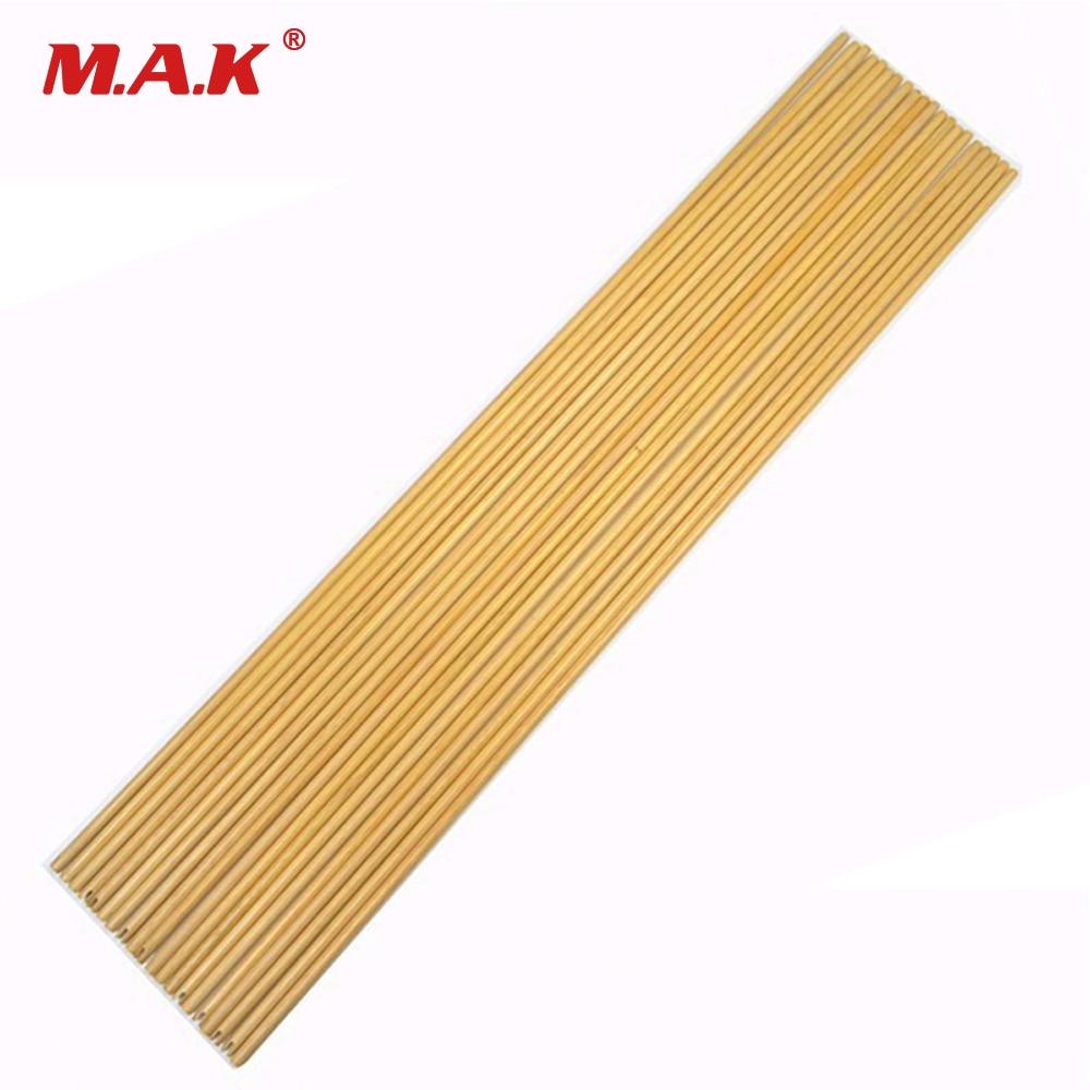 Υψηλής ποιότητας 50pcs DIY ξύλινο βέλος - Κυνήγι - Φωτογραφία 1