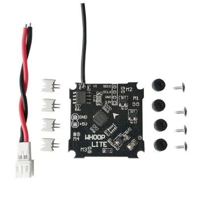 Beecore lite escovado placa controlador de vôo construído em bayang protocolo para pequena whoop ou lâmina inductrix quadro rc quadcopter parte