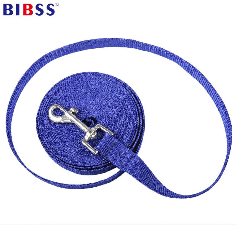 3M-30M Lange Nylon Hundeleinen Trainingsleinen Heimtierbedarf - Haustier-Produkte