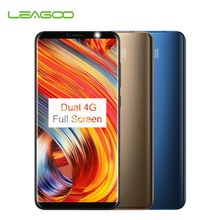 """Leagoo M9 Pro 18: 9 Plein écran 4G Smartphone Android 8.1 MT6739V 5,72 """"Quad Core 2 Go de RAM 16 Go ROM 13MP visage Débloquer le téléphone portable"""