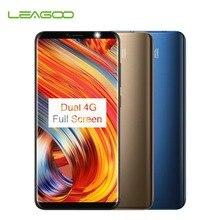"Leagoo M9 Pro 18: 9 Vollbild 4G Smartphone Android 8.1 MT6739V 5,72 ""Quad Core 2 GB RAM 16 GB ROM 13MP Gesicht entsperren Handy"