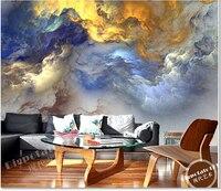 Tùy chỉnh 3d bức tranh tường, Abstraction Đồ Họa 3D hình nền, cho các phòng ngủ phòng khách TV trần tường nền hình nền không thấm nước