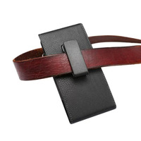 Verticial Rotary Man Belt Clip Strap Leather Mobile Phone Case Card Pouch For Nokia Microsoft Lumia