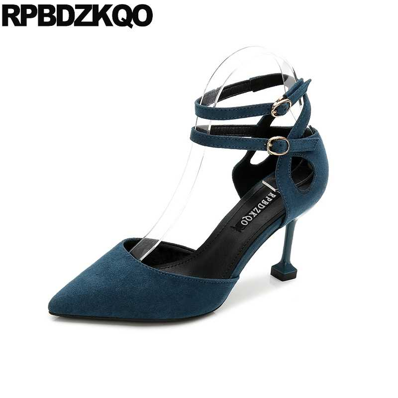 women sandals pointed toe shoes strap