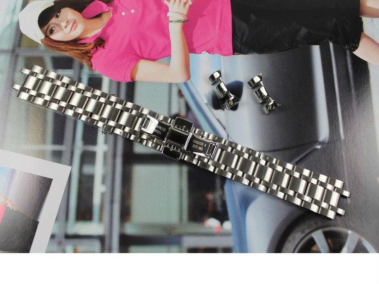 18mm T035210A T035207 Nuevas piezas de reloj Correa de pulsera de - Accesorios para relojes - foto 2