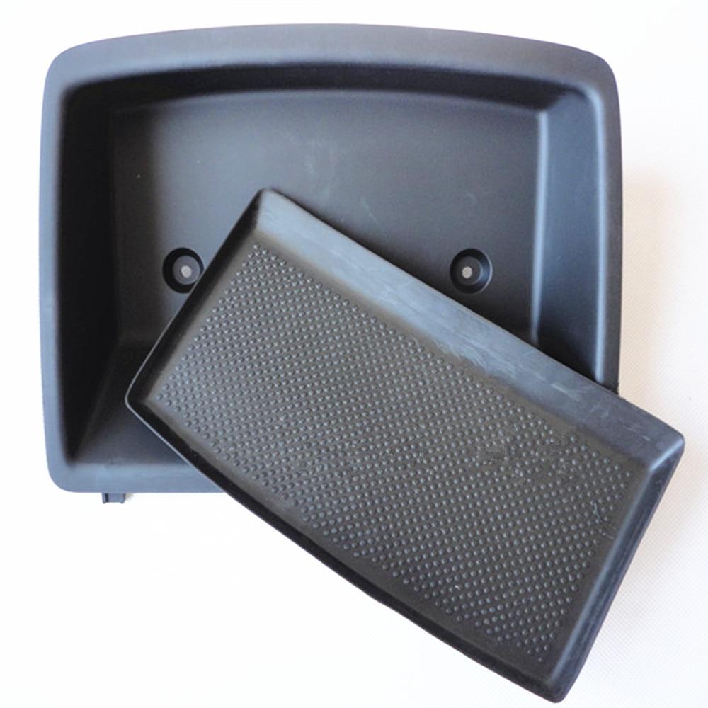 HONGGE New Stowing Tidying Debris Box Dashboard Storage Tray Mat For VW Golf GTI 5 Jetta MK5 Rabbit 1K0 857 921 D 1K0 857 921D gadget